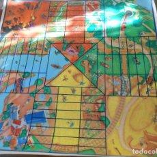 Juegos de mesa: TABLERO PARCHIS JUGUETES SELECTOS ROMA AÑOS 30 -. Lote 129441382
