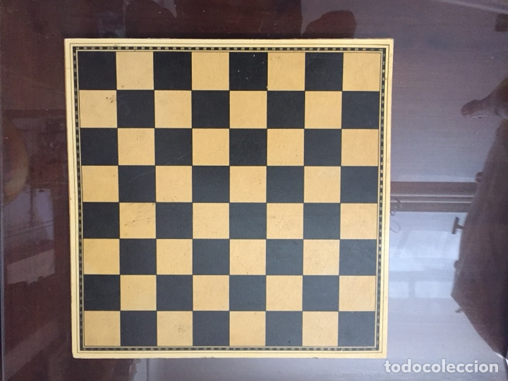 Juegos de mesa: Tablero parchis 6 jugadores y ajedrez - Foto 2 - 116508272
