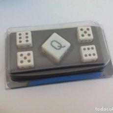 Juegos de mesa: JUEGOS REUNIDOS . CAJA CON DADOS. Lote 116581259