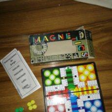 Juegos de mesa: JUEGO PARCHÍS MAGNÉTICO CAYRO. Lote 116718986
