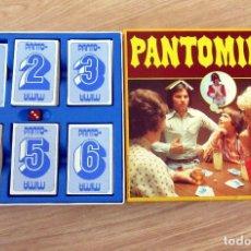 Juegos de mesa: JUEGO DE MESA PANTOMIMA DIDACTA REF. 4201 ANTIGUO MADE IN SPAIN. Lote 116846235