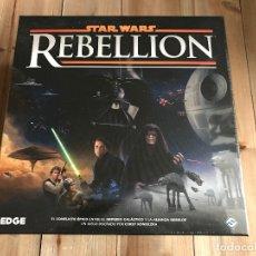 Juegos de mesa: JUEGO DE MESA STAR WARS REBELLION - EDGE - PRECINTADO. Lote 96077175