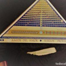 Juegos de mesa: JUEGO PIRAMIDE DEL AMOR. Lote 116994631