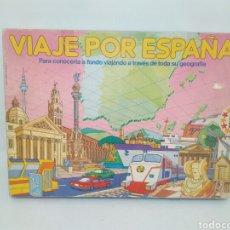 Juegos de mesa: VIAJE POR ESPAÑA,JUEGO DE MESA EDUCA AÑO 1988. Lote 117010543