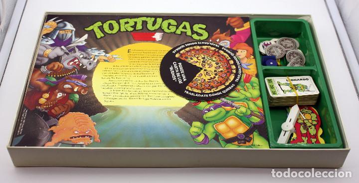 Tortugas Ninja Devoradoras De Pizza Mb Juego Comprar Juegos De
