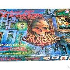 Juegos de mesa: JUEGO MESA CEFA EL EXTRAÑO CASO DE LA CALLE MORGUE. Lote 117178663