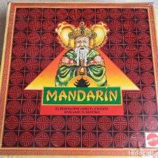 Juegos de mesa: JUEGO DE MESA MANDARIN REF.8306 MATTEL INCOMPLETO. Lote 155275152
