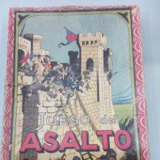 Juegos de mesa: JUEGO ANTIGUO JUEGO DEL ASALTO. Lote 117375302