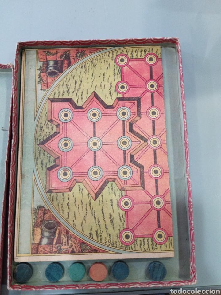Juegos de mesa: Juego antiguo Juego del Asalto - Foto 3 - 117375302