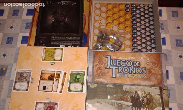 Juego De Tronos Edge Comprar Juegos De Mesa Antiguos En