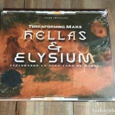 Juegos de mesa: JUEGO DE MESA - HELLAS Y ELYSIUM - EXPANSIÓN PARA TERRAFORMING MARS - MALDITO GAMES - PRECINTADO. Lote 215311327