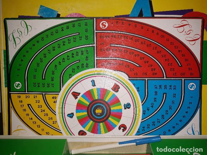 Juegos de mesa: Cifras y letras Junior - Foto 4 - 117704803