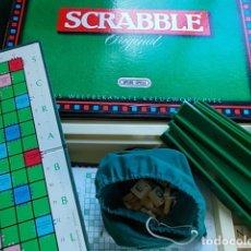 Juegos de mesa: SCRABBLE. Lote 117800071