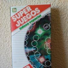 Juegos de mesa: SUPER JUEGOS. ODISEA ESPACIAL. CHICOS. Lote 118148939