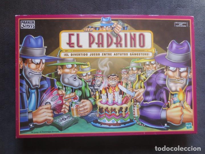 El Padrino De Parker Y Hasbro Comprar Juegos De Mesa Antiguos En