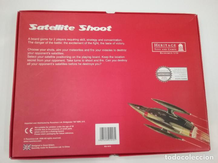 Juegos de mesa: SATELLITE SHOOT - JUEGO DE MESA ESPACIAL PARA DOS JUGADORES - 2006 - Foto 2 - 118474187