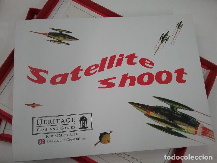 Juegos de mesa: SATELLITE SHOOT - JUEGO DE MESA ESPACIAL PARA DOS JUGADORES - 2006 - Foto 4 - 118474187