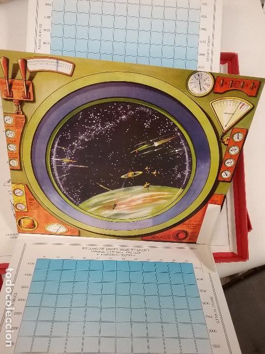 Juegos de mesa: SATELLITE SHOOT - JUEGO DE MESA ESPACIAL PARA DOS JUGADORES - 2006 - Foto 5 - 118474187