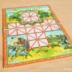 Juegos de mesa: JUEGO DE MESA ANTIGUO - ASALTO - AÑOS 20. Lote 118498275