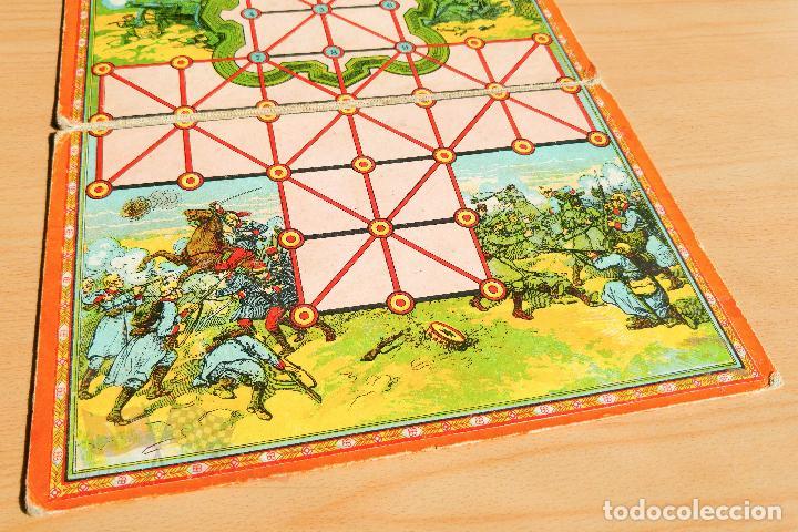 Juegos de mesa: Juego de Mesa Antiguo - Asalto - Años 20 - Foto 3 - 118498275