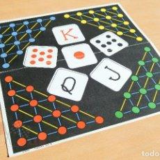 Juegos de mesa: JUEGO DE MESA - GEYPER - TABLERO Nº 8 Y 9. Lote 118498591