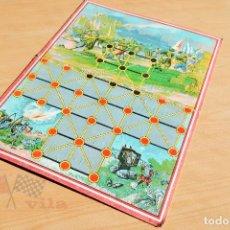 Juegos de mesa: JUEGO DE MESA ANTIGUO - ASALTO - AÑOS 20. Lote 118498999