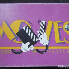 Juegos de mesa: MOVIES JUNIOR DE CEFA AÑO 1989 (NR 14.4002). Lote 118706791