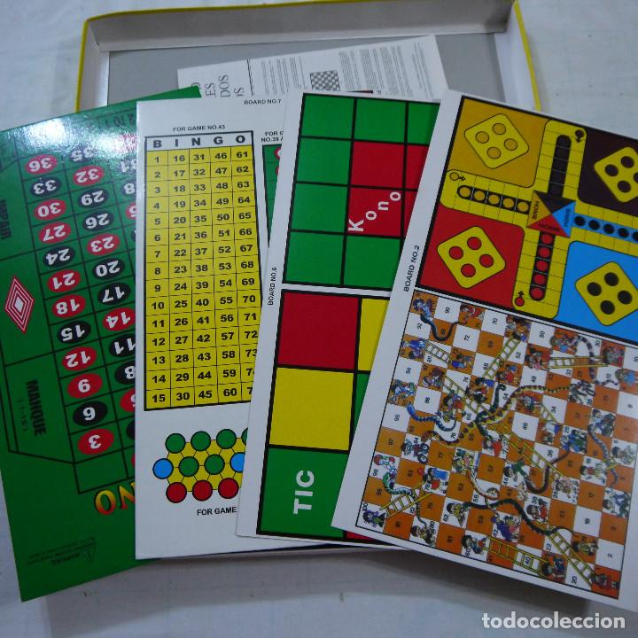 50 Great Games 50 Grandes Juegos Leon Comprar Juegos De Mesa