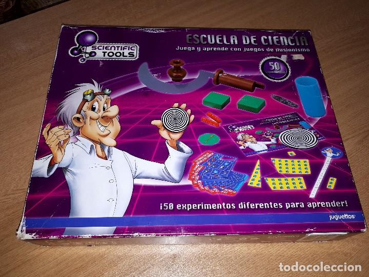 ESCUELA DE CIENCIA (Juguetes - Juegos - Juegos de Mesa)