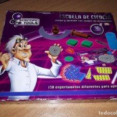 Juegos de mesa: ESCUELA DE CIENCIA. Lote 118779291