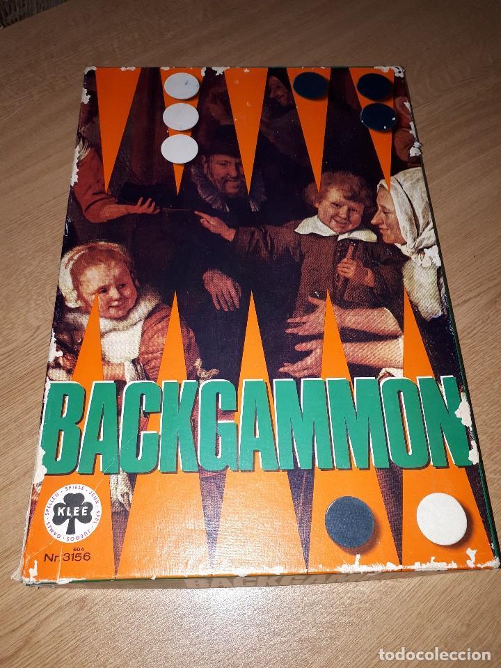 Juegos de mesa: Backgammon - Foto 2 - 118779627