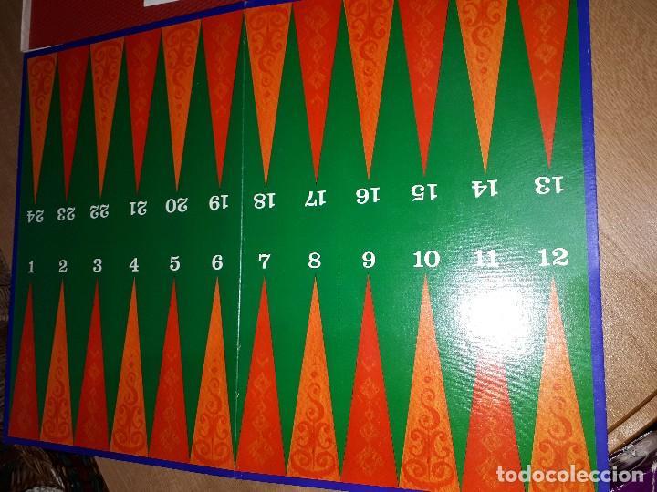 Juegos de mesa: Backgammon - Foto 3 - 118779627