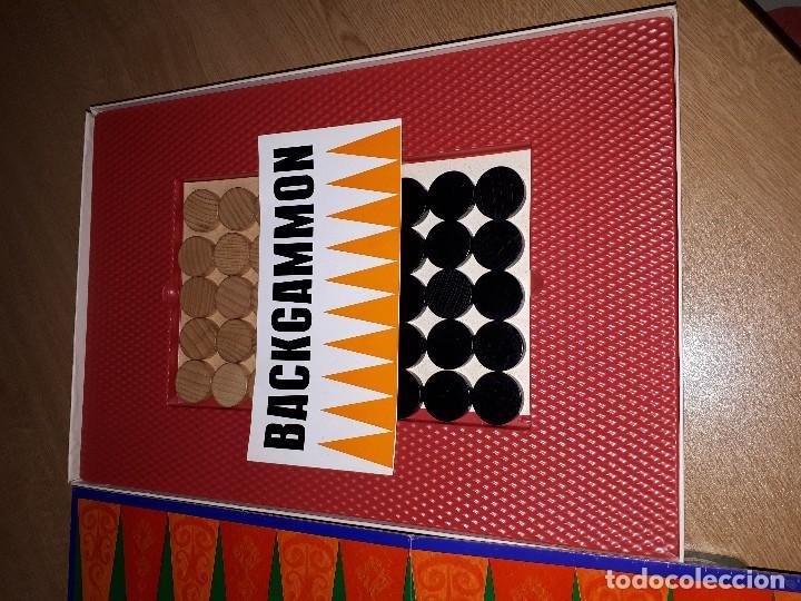 Juegos de mesa: Backgammon - Foto 5 - 118779627