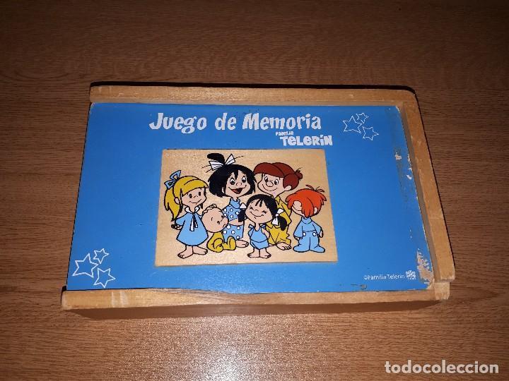 Juego De Memoria Familia Telerin Kaufen Alte Brettspiele In