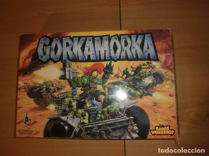 Gorkamorka De Warhammer Comprar Juegos De Mesa Antiguos En