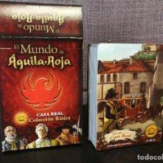 Juegos de mesa: JUEGO DE CARTAS ÁGUILA ROJA CASA REAL. Lote 119218043