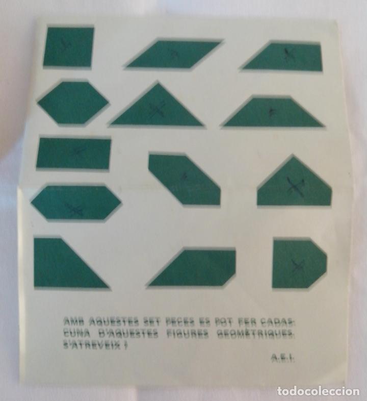 Juegos de mesa: CAJA DE MADERA JUEGO ENIGMA FIGURAS GEOMETRICAS - Foto 2 - 119340051