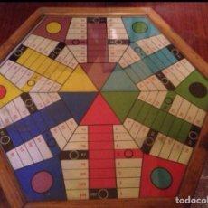 Juegos de mesa: PARCHIS ANTIGUO 1960. Lote 58401545