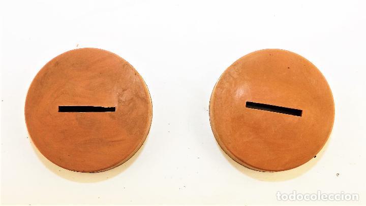 Juegos de mesa: Bases para figuras troqueladas tipo Bimbo (Subbuteo) - Foto 2 - 212474532