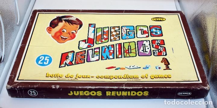 Antiguo Juegos Reunidos Geyper 25 Juegos An Comprar Juegos De