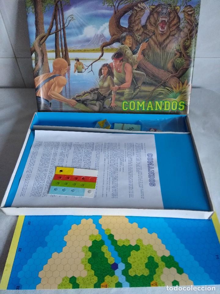 Juegos de mesa: JUEGO DE MESA/ESTRATEGIA/COMANDOS. - Foto 3 - 120336467