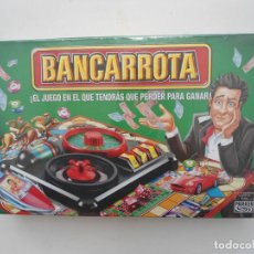 Juegos de mesa: BANCARROTA - PARKER - JUEGO DE MESA HASBRO 2004 - NUEVO Y PRECINTADO. Lote 120486727