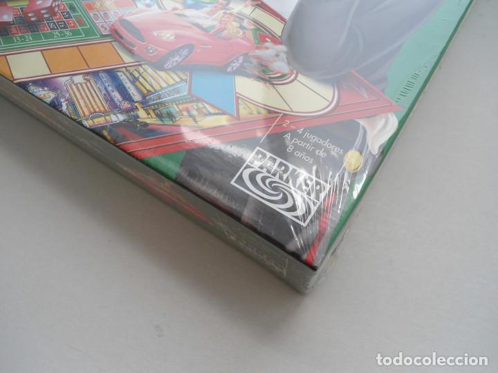 Juegos de mesa: BANCARROTA - PARKER - JUEGO DE MESA HASBRO 2004 - NUEVO Y PRECINTADO - Foto 3 - 120486727