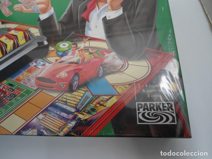 Juegos de mesa: BANCARROTA - PARKER - JUEGO DE MESA HASBRO 2004 - NUEVO Y PRECINTADO - Foto 8 - 120486727