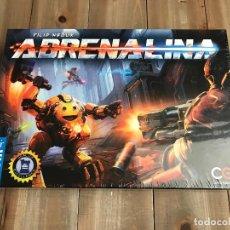 Juegos de mesa: JUEGO DE MESA - ADRENALINA - DEVIR - CZECH GAMES EDITION - PRECINTADO. Lote 120582559