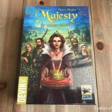 Juegos de mesa: JUEGO DE MESA - MAJESTY - DEVIR - PRECINTADO. Lote 120583203