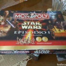 Juegos de mesa: MONOPOLY STAR WARS ESPECIAL COLECCIONISTAS. Lote 120744875