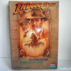 Juegos de mesa: INDIANA JONES Y LA ULTIMA CRUZADA DE FALOMIR JUEGOS. Lote 44800121