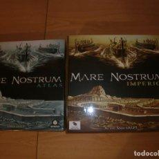 Juegos de mesa: MARE NOSTRUM, PRECINTADO Y CON LA EXPANSION.. Lote 120797267