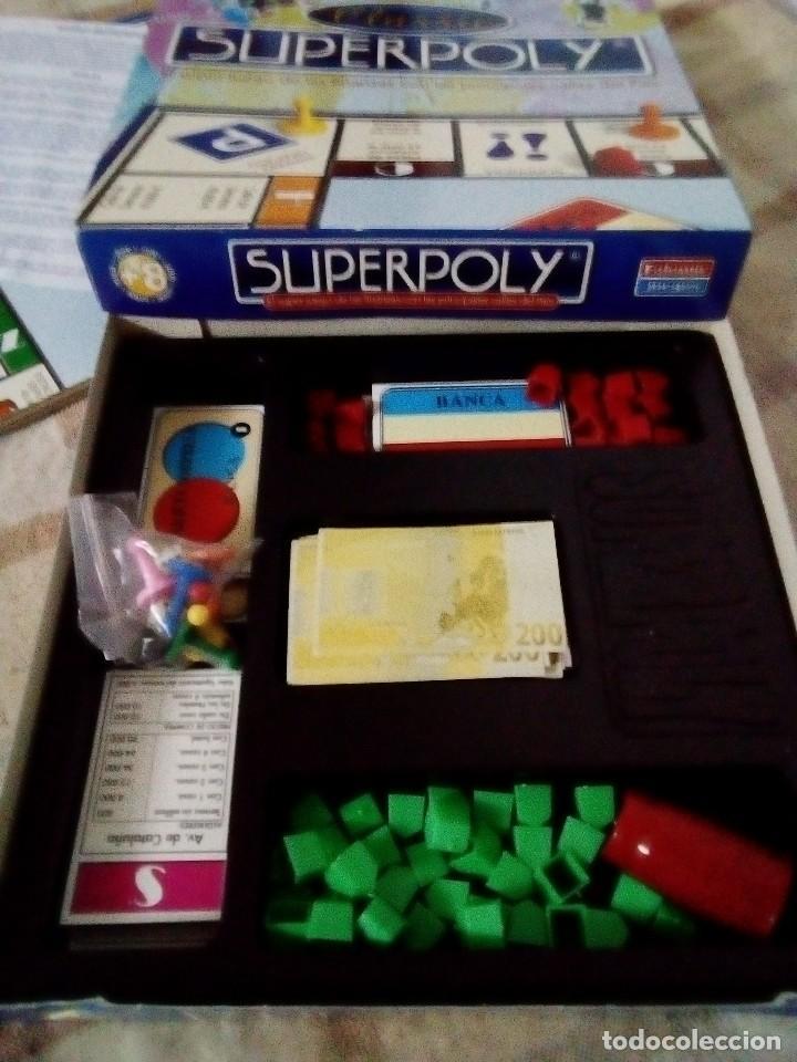 Juego De Mesa Superpoly Para Ninos A Partir De Comprar Juegos De